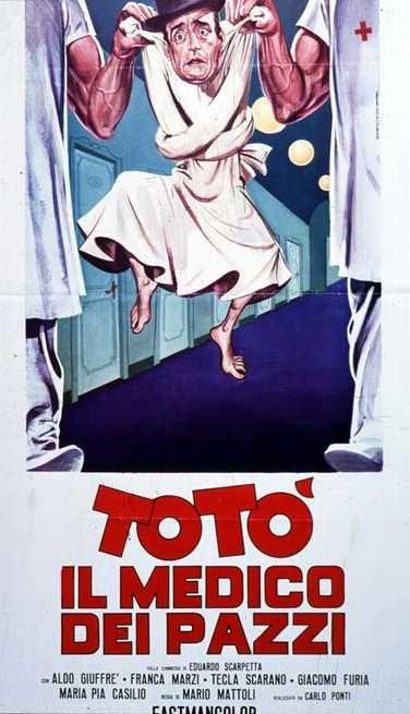 Il medico dei pazzi (1954) | FilmTV.it