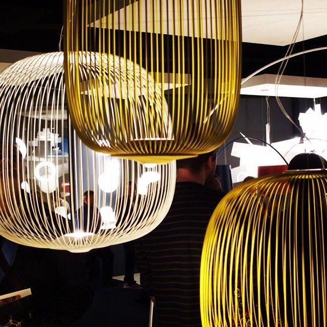 New Foscarini 'Spokes' Light from the Milan Fair 2015