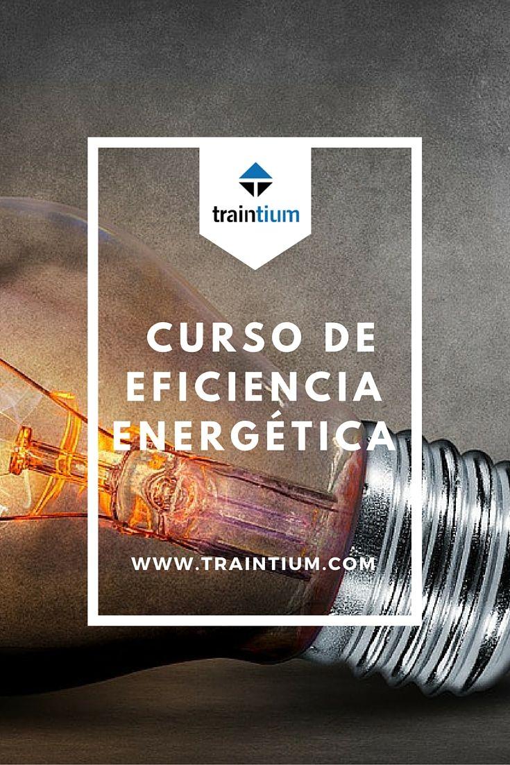 Curso de Eficiencia Engergética #aprendecontraintium #traintium #cursosonline