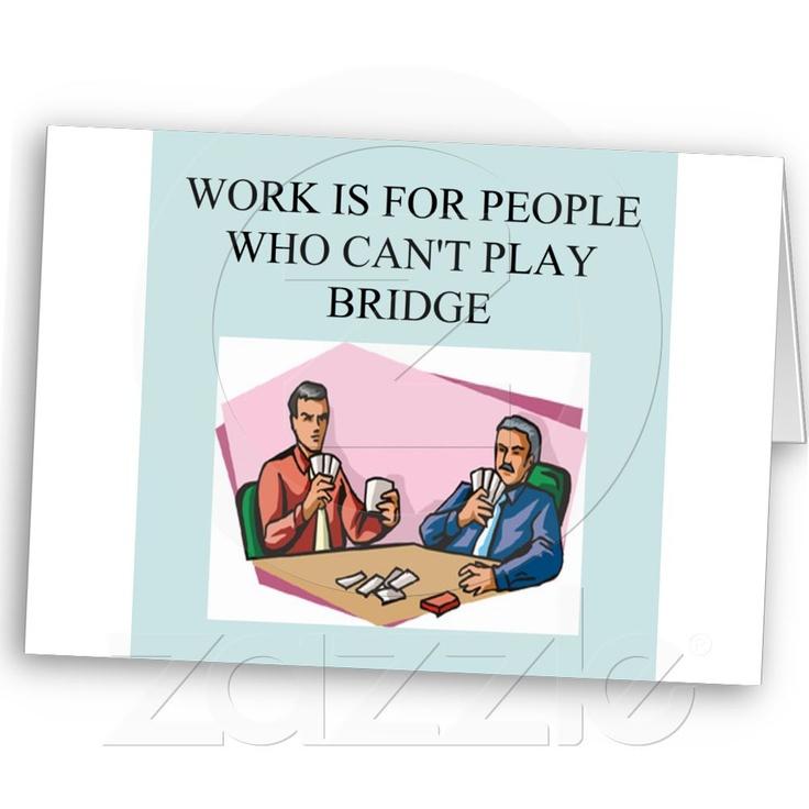 duplicate bridge game player card Bridge