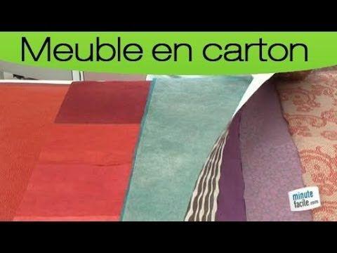 17 meilleures images propos de carton sur pinterest bo tes de rangement artisanat en carton. Black Bedroom Furniture Sets. Home Design Ideas