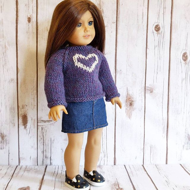 Knitting pattern for 11 1/2 doll Barbie: Cosy Cabled ...