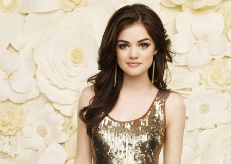 Lucy Hale.. gorgeous