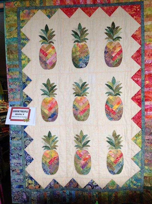 81 best Hawaiian Quilt images on Pinterest | Circles, Art c& and ... : honolulu quilt shops - Adamdwight.com