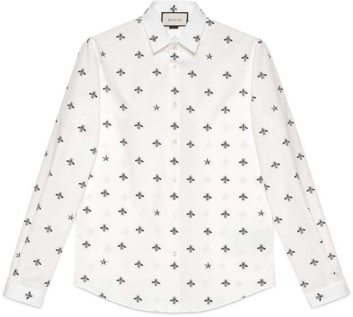 Bee star cotton Duke shirt