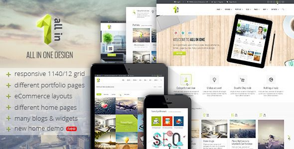 All in 1 – Shopify Theme. | Multi-Purpose Business  >>>> More on HTML5Themes.org