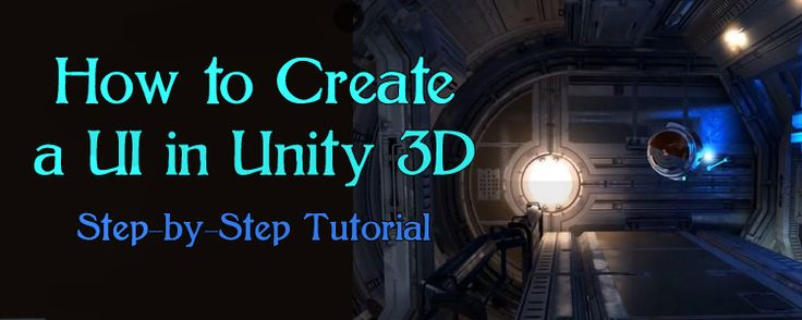 How to Create a UI in Unity 3D