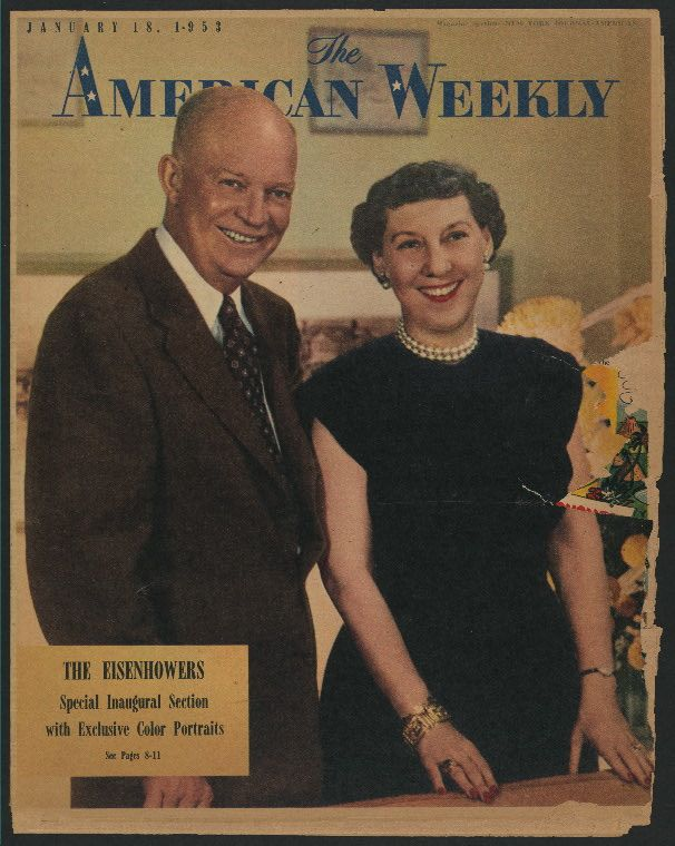 the faith of americans in dwight eisenhower On june 5, 1944, while allied troops headed across the english channel toward the beaches of normandy, general dwight d eisenhower composed a hand-written press release it read, in part, our.