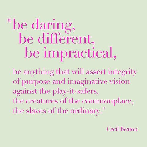 Cecil Beaton QuoteDifference, Life, Inspiration, Cecil Beaton, Shorts Quotes, Give, Wisdom, Living, Cecilbeaton