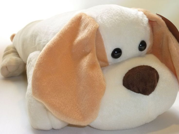 Stuffed Animal Dog Pillow : 132 best images about plushies on Pinterest Toys, Sewing patterns and Patterns