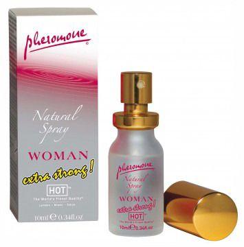 EXTRA FUERTE FEROMONAS HOT PARA MUJER OLOR NEUTRO - Con este perfume de feromonas femeninas extra fuerte de olor neutro de la casa HOT, no dejarás indiferente a ningun hombre, allá donde vayas serás el centro de atracción.  El perfume de feromonas extra fuerte de HOT tiene un olor neutro, con o que podrás utilizar tu perfume habitual al mismo tiempo (aplicar por separado, no mezclar en mismo recipiente).