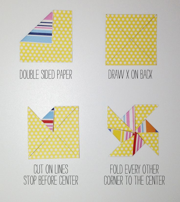 Pinwheel tutorial using POCKET PAGES cards from me & my BIG ideas.