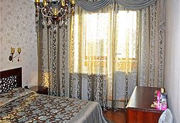 Шторы для спальни | примеры выполненных заказов по дизайну и пошиву штор для спальни | Дизайн и пошив штор на заказ - салон штор «Арт Стайл Декор». Дизайн штор для спальни. Шторы на заказ. Эксклюзивные шторы для спальни