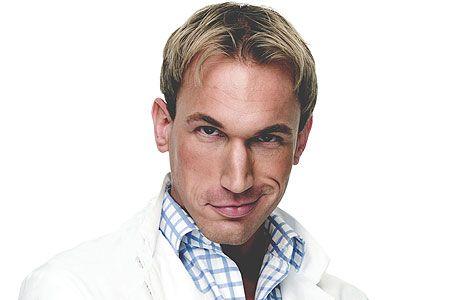 Dr Christian Jessen: Swine flu isoverrated