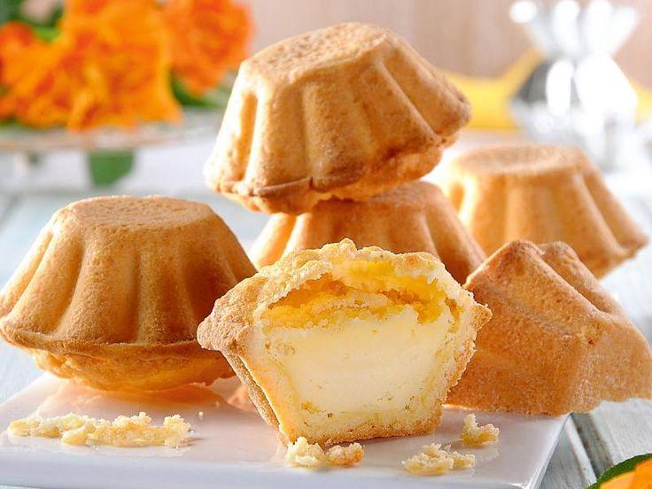 Кекси з сирною начинкою : Ням ням за 5 хвилин