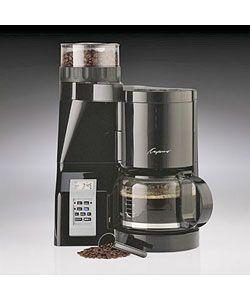 Capresso CoffeeTEAM S 454 Coffee Maker - Overstock™ Shopping - Great Deals on Capresso Coffee Makers