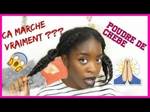 Le secret des longs cheveux crépus au Tchad - YouTube