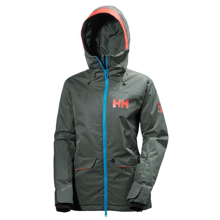 W POWDERQUEEN JACKET - Women - Ski Jackets - Helly Hansen Official Online Store