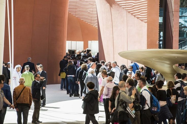 architecture expo crowd - Google Search