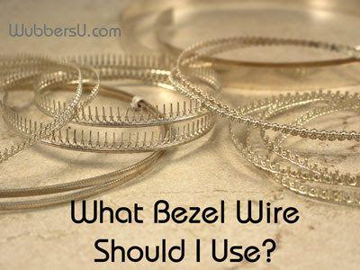 Rings Using Fancy Bezel Wire