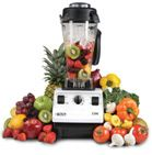 I LOVE MY VITAMIX!  In a nutshell, this machine is so powerful that it pulverizes whatever you put in it practically down to its cellular level, so when you make juice or soup, you get all the fiber—plus all the nutrition that is locked into the fiber. There is no waste whatsoever.