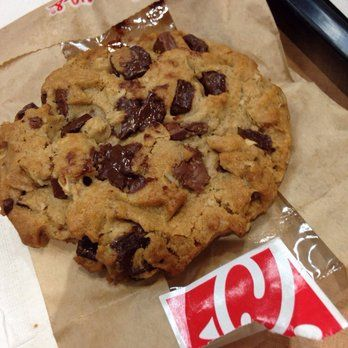 Chicken Chain Restaurant Recipes: Chocolate Chunk Cookie