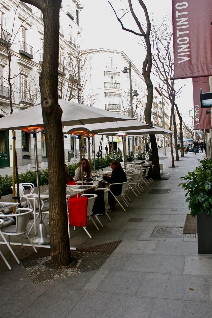 Un paseo...por Madrid. Barrio de Salamanca