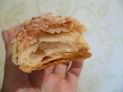 Французское слоеное без дрожжевое тесто: базовый рецепт
