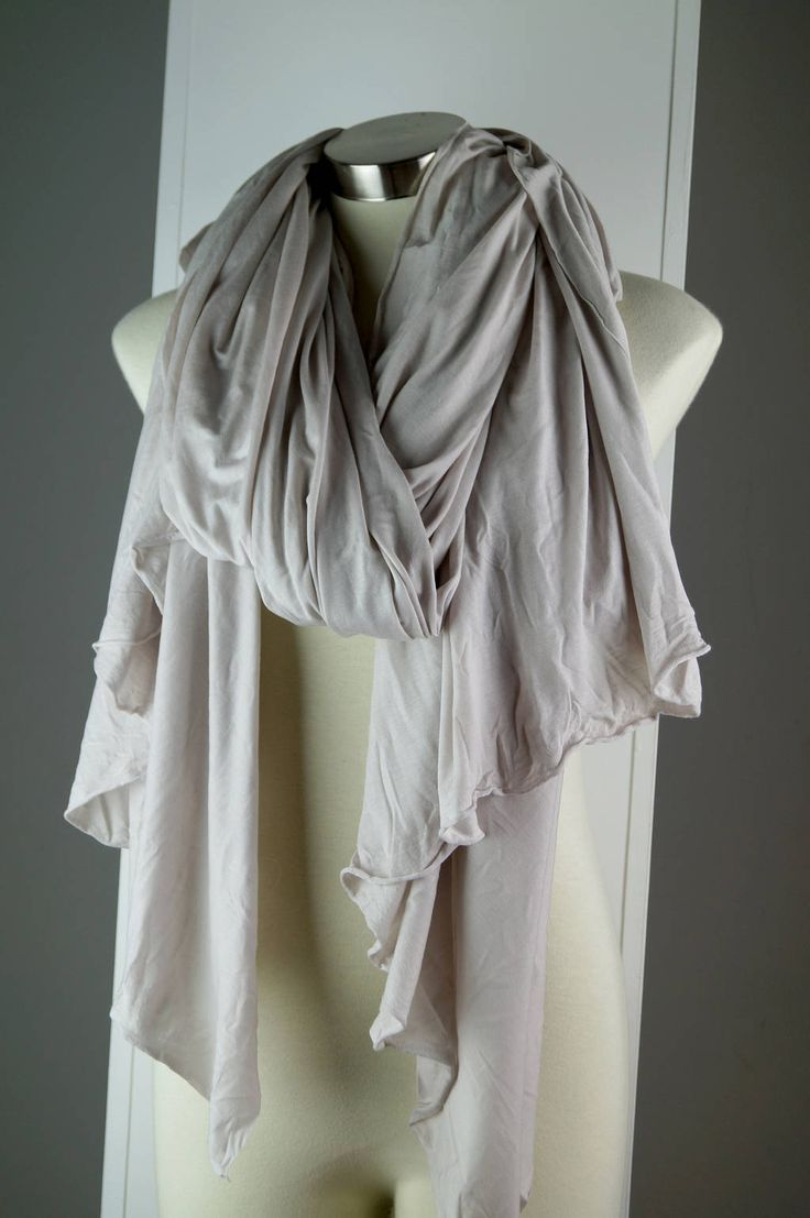 The Acrobat scarf is just THAT! Clever and full of stretch! Versitile, this one can be styled many ways and warn across most of your wardrobe! It's a fab piece that can add a little 'artsy' flavour to your outfits. Ethically produced + handmade.
