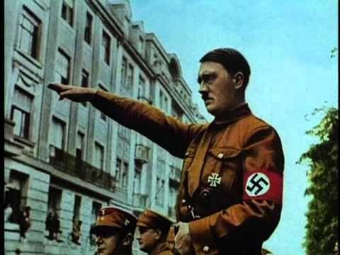 Arquitetura Da Destruição  Filme Raro do Nazismo Legendado By Socram