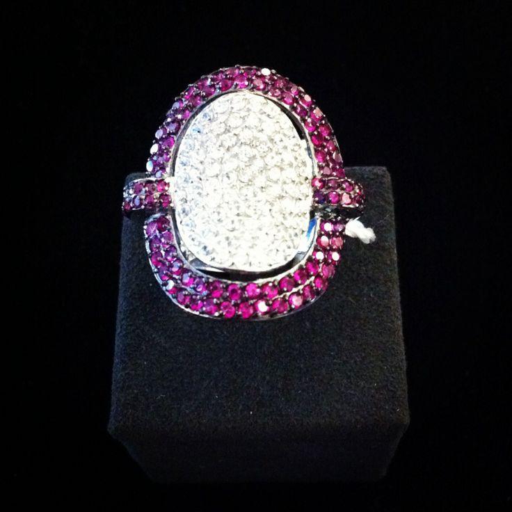 Adoro! Rubini e diamanti