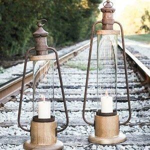 Large Candle Lanterns | Decorative Candle Lanterns | Metal Candle Lanterns