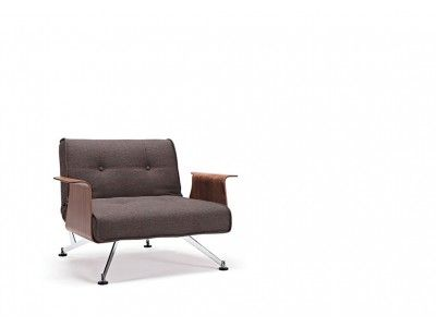 A chair designed for Clubber sofa bed