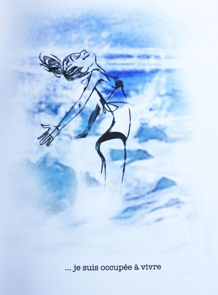 Do not disturb… Illustration @ Margaux Motin  dance, South Wave