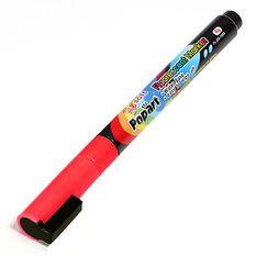 fsh highlighter pen chalk (red) (intl)