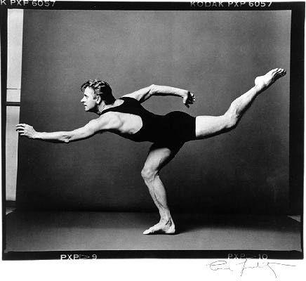 Mikhail Baryshnikov photo by Annie Leibovitz...LOVE this man