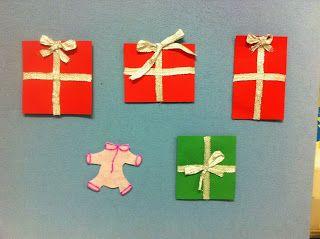 Let the Wild Rumpus Start: Five Little Christmas Presents