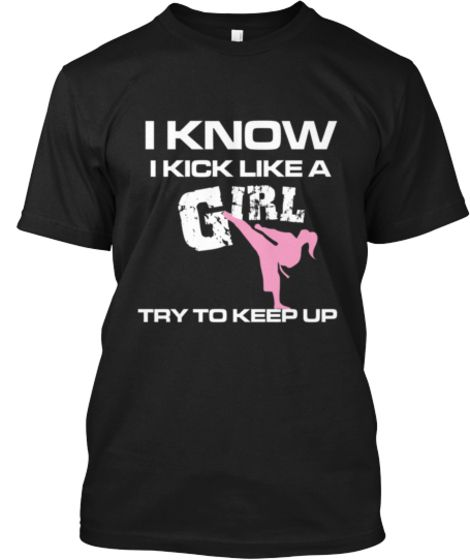 Karate Girl! | Teespring