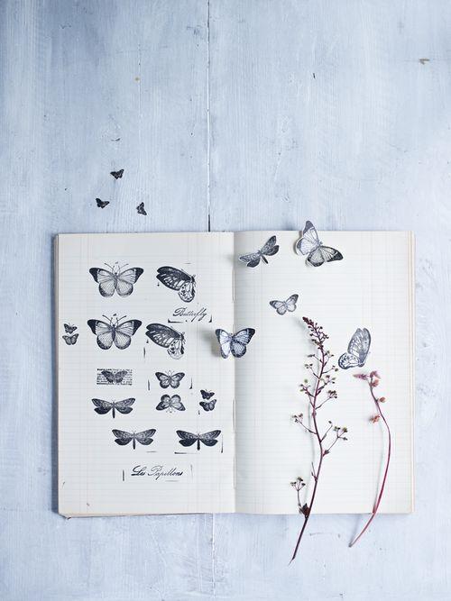 butterflies make me happy!