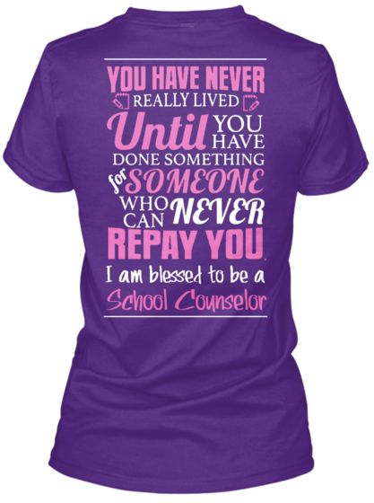 Best Counselor In The World T Shirt Designs