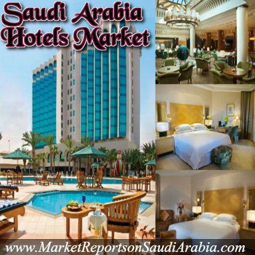 #SaudiArabia #Hotels #Rooms & Revenue Market