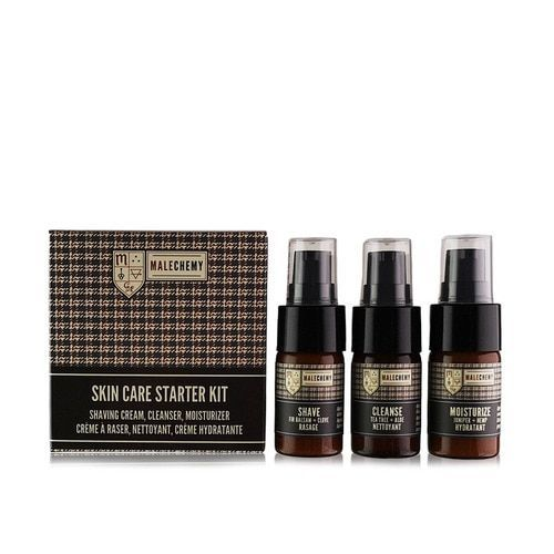 Hautpflege Starter Kit für Männer – Skin Care