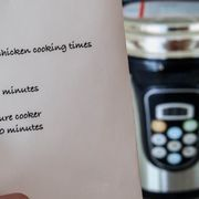 How to Convert Old Recipes for Electric Pressure Cooker | eHow