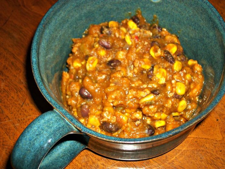 Southwestern Butternut Squash Chili | Looks good will try | Pinterest