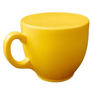 Stools tea cups and yellow on pinterest