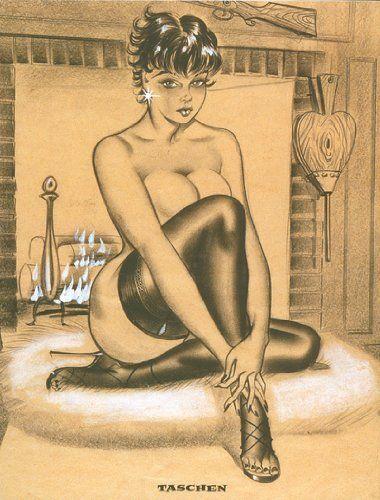 El maravilloso mundo de Bill Ward: Rey de los Glamour Girls: Eric Kroll: 9783822812907: Amazon.com: Libros