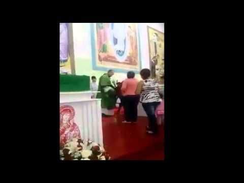 exorcismo en el vaticano - YouTube
