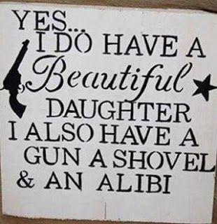 Beautiful Daughter Funny Facebook Quote Funny facebook