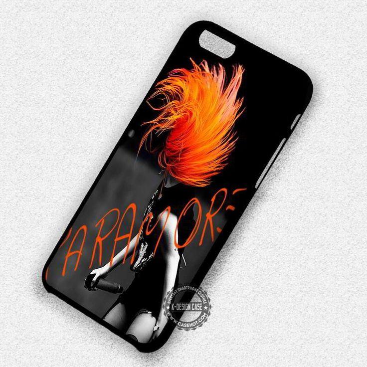Paramore Haeley Williams - iPhone 7 6 5 SE Cases & Covers #music #paramore #hayleywilliams  #iphonecase #phonecase #phonecover #iphone7case #iphone7 #iphone6case #iphone6 #iphone5 #iphone5case #iphone4 #iphone4case
