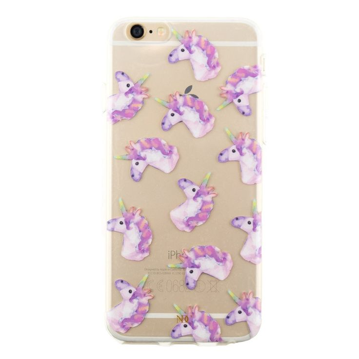UNICORN IPHONE 6/6S CASE // #iphonecase #unicorncase